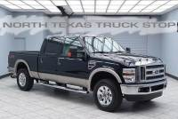 2008 Ford Super Duty F-250 Lariat Diesel 4x4 Sunroof Heated Leather Tailgate Step
