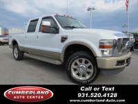 PRE-OWNED 2010 FORD SUPER DUTY F-250 SRW KING RANCH 4WD