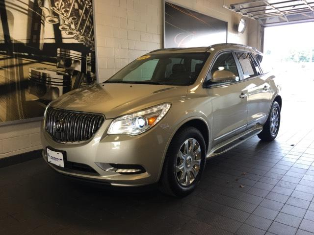 Photo 2016 Used Buick Enclave FWD 4dr Leather For Sale in Moline IL  Serving Quad Cities, Davenport, Rock Island or Bettendorf  P18218
