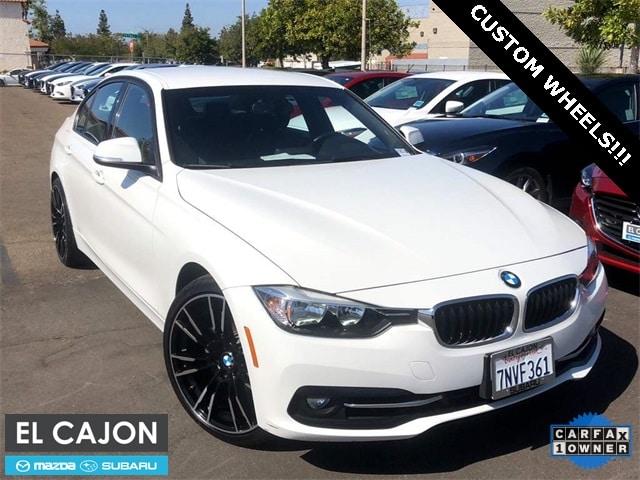 Photo Used 2016 BMW 3 Series 328i w20 M Wheels For Sale San Diego  WBA8E9C55GK645464