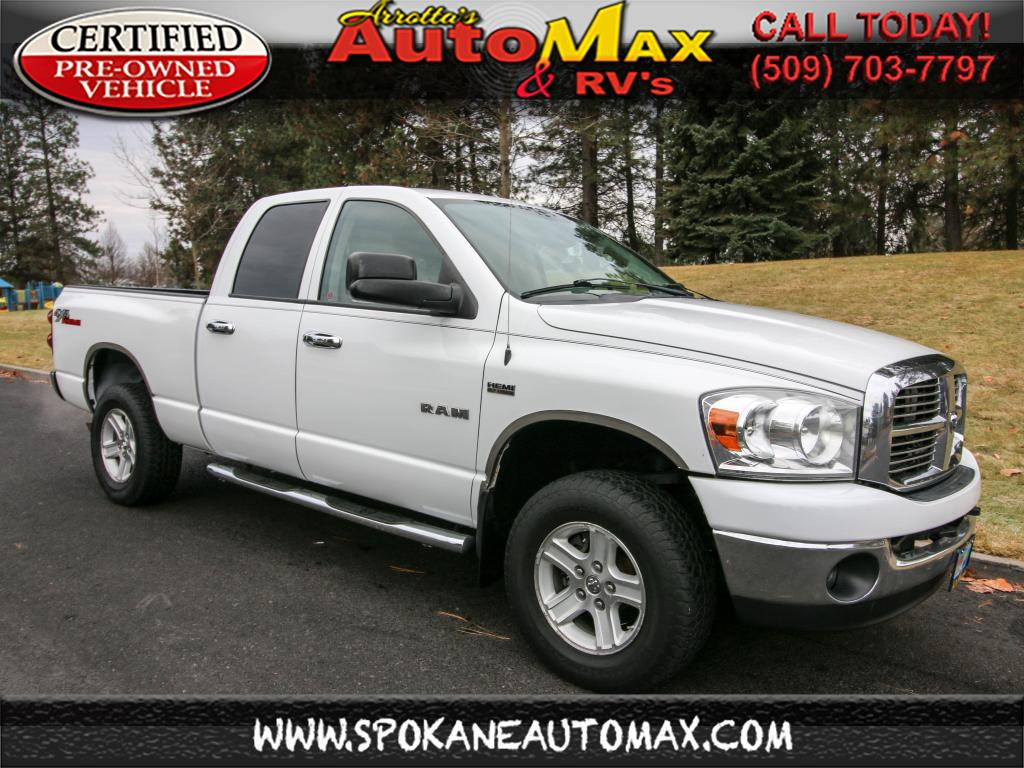 Photo 2008 Dodge Ram Pickup SLT