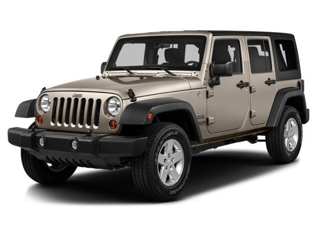 Photo Used 2016 Jeep Wrangler JK Unlimited Unlimited Sahara SUV Automatic 4x4 in Chicago, IL