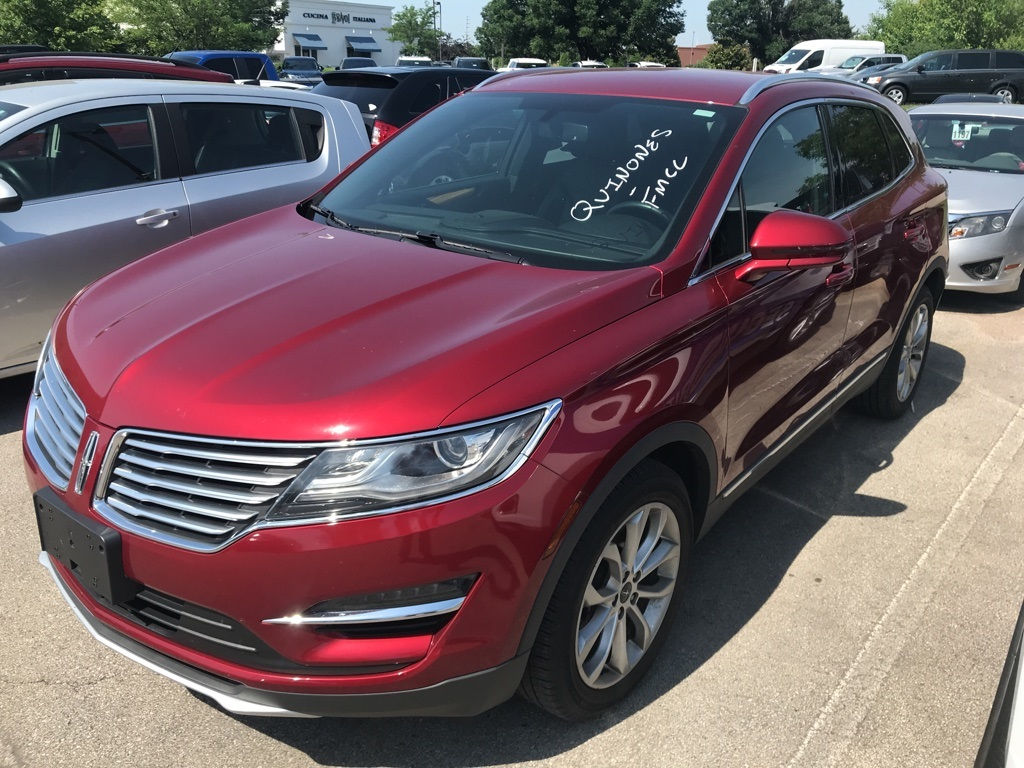 Photo Certified Pre-Owned 2015 Lincoln MKC Select AWD