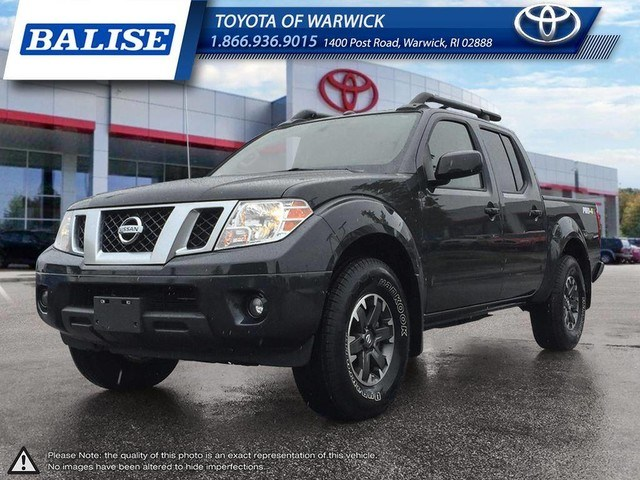 Photo Used 2014 Nissan Frontier PRO-4X for sale in Warwick, RI
