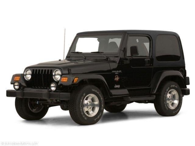 Photo 2001 Jeep Wrangler SE SUV in League City