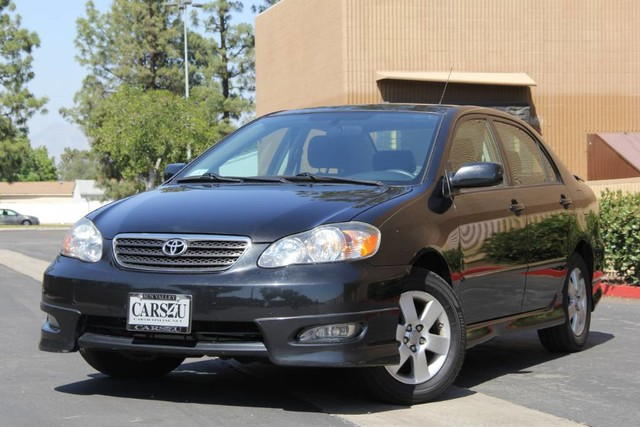 Photo 2008 Toyota Corolla S UP TO 41 MPG RELIABLE ECONOMIC