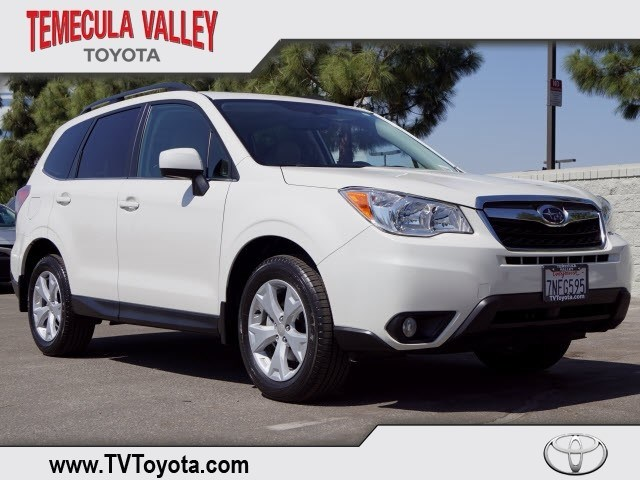 Photo 2016 Subaru Forester 2.5i Limited SUV All-wheel Drive in Temecula