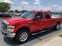 Used 2008 Ford Super Duty F-250 SRW 4WD Crew Cab 172 Lariat Pickup