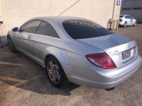 2007 Mercedes-Benz CL-Class CL 600 Coupe