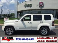 PRE-OWNED 2008 JEEP LIBERTY LIMITED 4WD