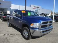 CERTIFIED PRE-OWNED 2017 RAM 2500 SLT 4WD