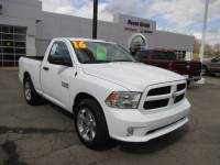 CERTIFIED PRE-OWNED 2016 RAM 1500 EXPRESS RWD 2D STANDARD CAB