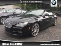 2012 BMW 650i Convertible 650i * Navigation * Surround View Cameras * Lane D Convertible Rear-wheel Drive