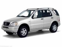 Used 2001 Mercedes-Benz M-Class ML 320 SUV For Sale in Asheville, NC