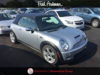 Pre-Owned 2008 MINI Cooper S Base Convertible For Sale | Raleigh NC