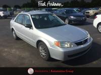 Pre-Owned 2001 Mazda Protege Sedan For Sale | Raleigh NC