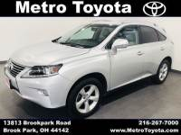 Pre-Owned 2014 LEXUS RX 350 350 For Sale in Brook Park Near Cleveland, OH