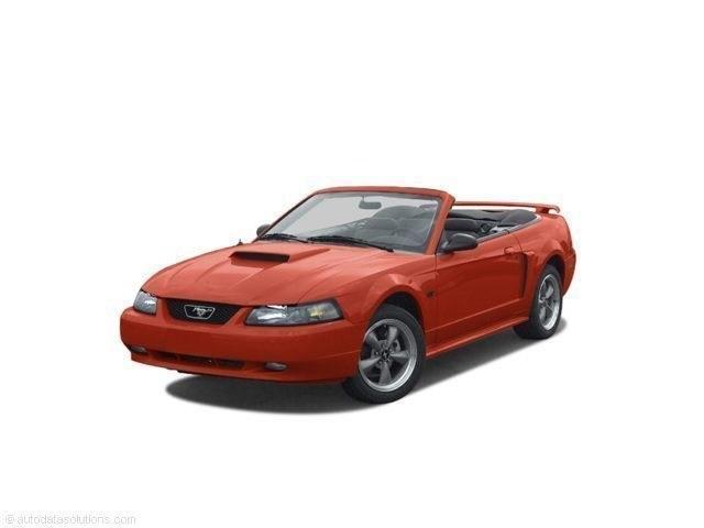 Photo 2003 Ford Mustang V6 Convertible V6 EFI