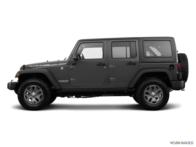 Photo 2016 Jeep Wrangler JK Unlimited Rubicon 4x4 4WD Rubicon Hard Rock 4x4