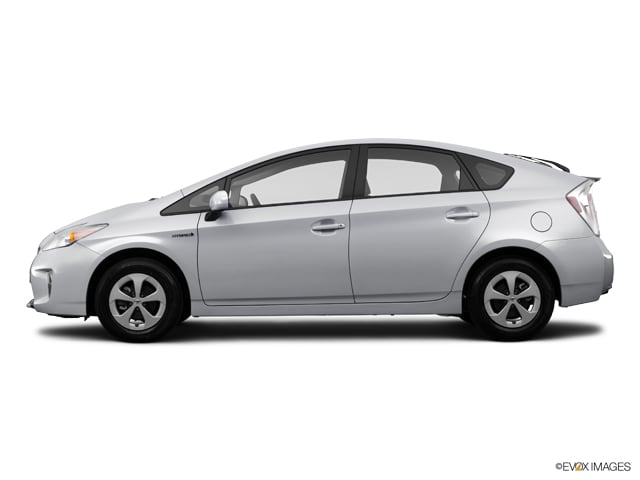 Photo Used 2014 Toyota Prius Two For Sale Chicago, IL