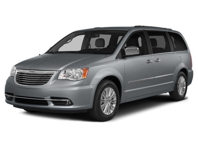 Photo 2016 Chrysler Town  Country Limited Mini-van, Passenger