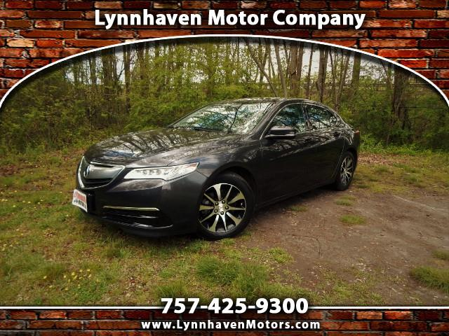 Photo 2015 Acura TLX One Owner, Only 20k Miles, Rear Camera, Like New