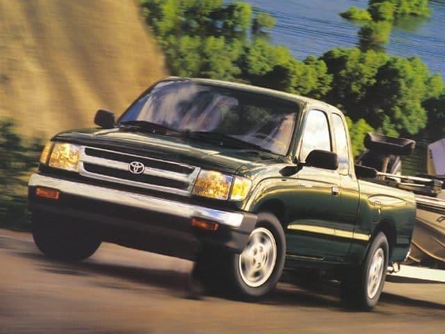 Photo 1998 Toyota Tacoma Base For Sale in San Antonio, TX