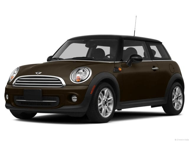 Photo Used 2013 MINI Cooper Hardtop Coupe For Sale in New London  Near Norwich, CT