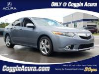Pre-Owned 2012 Acura TSX 5-Speed Automatic Sedan in Fort Pierce FL