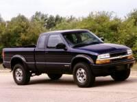 2000 Chevrolet S-10 Ext Cab 123 WB 4WD LS w/ZR2 4x4