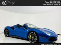 2017 Ferrari 488 Spider Carbon Fiber Ext Trim | Full Carbon Fiber Int | Suspension Lifter | 405K MSRP With Navigation