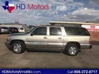 2001 GMC Yukon XL 4dr 1500 4WD SLT