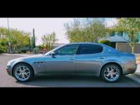 2006 Maserati Quattroporte Sedan
