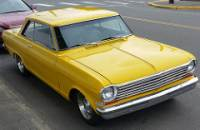 1963 Chevy Nova SS Coupe – 383 / Auto -Terrific Build, highly optioned and ready for summer!