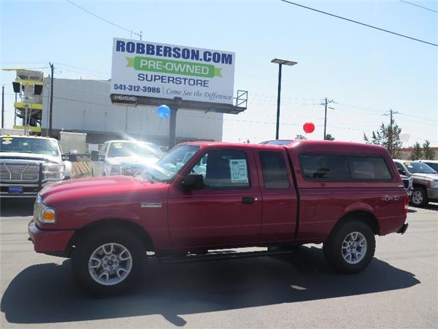 Photo Used 2008 Ford Ranger XLT 4x4 Super Cab Styleside 6 ft. box 125.7 in. WB For Sale Bend, OR