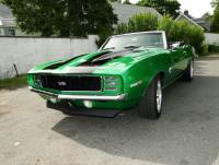 1969 Chevrolet Camaro RS/SS Tribute $48,900