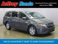 Certified Pre-Owned 2015 Honda Odyssey EX-L FWD 4D Passenger Van