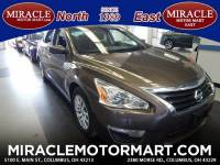 2015 Nissan Altima 2.5 S - 1 OWNER PWR SEAT PUSH START