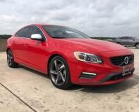 Used 2015 Volvo S60 T6 R-Design Platinum Sedan For Sale San Antonio, TX