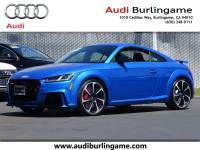 Certified Pre-Owned 2018 Audi TT RS 2DR CPE 2.5 TFSI 2.5 TFSI Near Palo Alto, CA