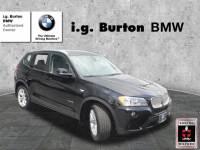 2011 BMW X3 SAV