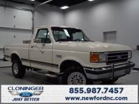 1989 Ford F-150 XLT Lariat in Hickory, NC | Charlotte Ford F-150 | Cloninger Ford of Hickory