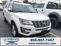 2016 Ford Explorer Limited SUNROOF/NAVIGATION in Hickory, NC | Charlotte Ford Explorer | Cloninger Ford of Hickory