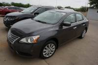 Pre-Owned 2014 Nissan Sentra S Sedan For Sale in Frisco TX