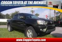 Pre-Owned 2014 Toyota Tacoma 4x4 Truck Double Cab in Jacksonville FL