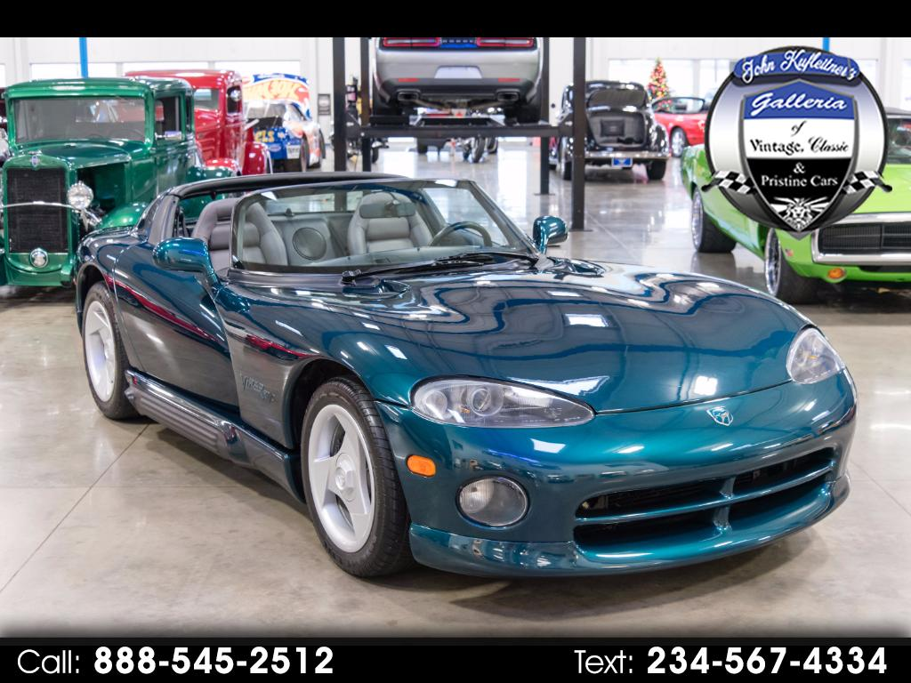 Photo 1995 Dodge Viper RT10