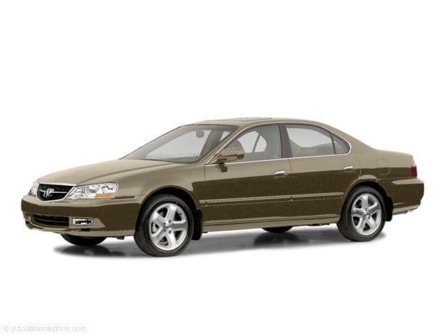 Photo Used 2002 Acura TL 3.2 Sedan For Sale Leesburg, FL