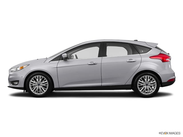 Photo Used 2015 Ford Focus Titanium 5dr HB Hatchback in Greenville, SC
