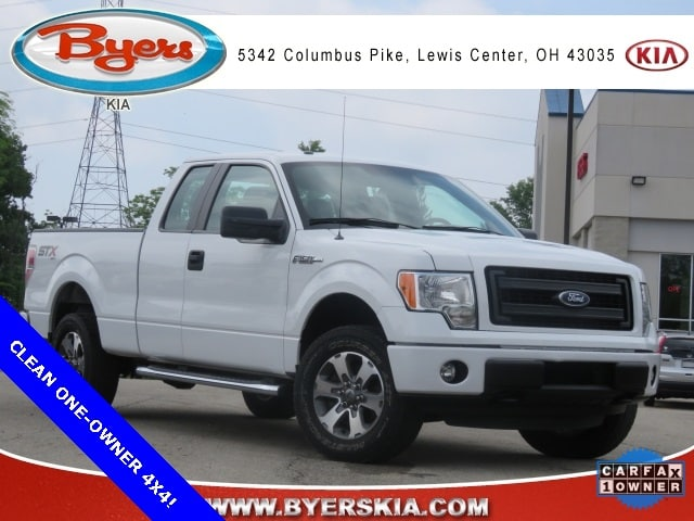 Photo 2014 Ford F-150 XLT For Sale Near Columbus