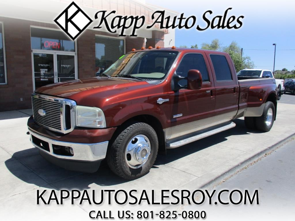 Photo 2006 Ford F-350 SD King Ranch Crew Cab Long Bed 2WD DRW
